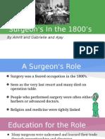 surgeon prezi
