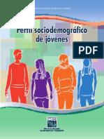Perfil Sociodemográfico de Jóvenes