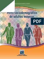 Perfil Sociodemográfico Adultos Mayores