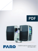 Faro Laser Scanner Focus3d Manual EN