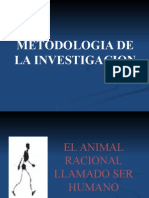 Cap I_Metodologia de La Investigacion