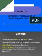 Cap II_Metodos y Tecnicas