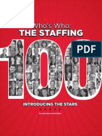 Staffing 100 Lists