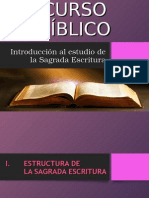 Curso Biblico Introduccion