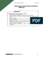 Contabilitatea Capitalurilor Proprii (Clasa 5)