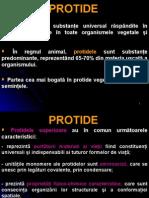 Proteine - Curs 7