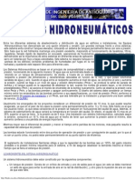 SISTEMAS HIDRONEUMÁTICOS