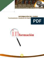 Info. Curso Maquinas Rotativas
