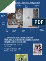 DPS Analysis - NME