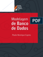 Modelagem de Banco de Dados