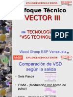 Vector III Presentation Spanish
