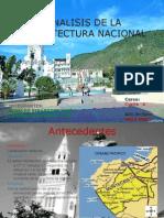 Analisis de La Arquitectura Nacional2 Montecrisiti