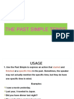 Simple Past (1)