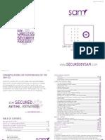 SAM DIY Security Kit User Manual F1304 1