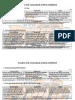 teacher self-assessment final version