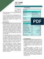 FC1100 información original reactivo