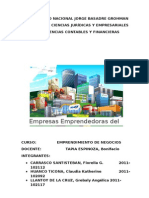 GRUPO INTERCORP