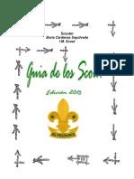 Manual Scout Edicion 2015