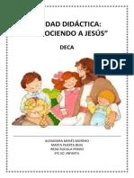 UD Conociendo a Jesus