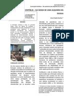 Artigo Formação Contínua.alquímia Das Escolas