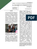 Artigo PLNM.relação Com Integração