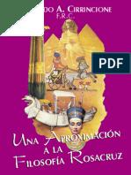 Cirrincione Edgardo - Una Aproximacion a La Filosofia Rosacruz