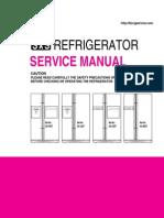 Lg - Refrigerador Gc-p207, Gc-l207, Gc-c207, Gc-b207