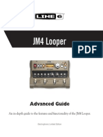 JM4 Advanced Guide - English ( Rev B )