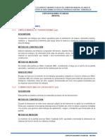 6.- Especificaciones Tecnicas Nicho