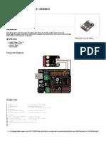 Digital Magnetic Sensor SKU_ DFR0033 - Robot Wiki