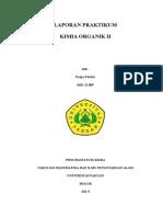 Laporan Organik II
