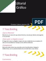 Proyecto Editorial 2º Diseño Gráfico