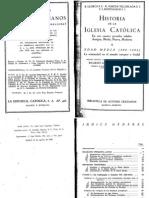 Historia de La Iglesia Católica II -