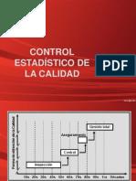 Vision General Del Control Estadistico de La Calidad