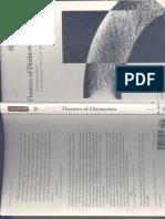 Niklas Luhmann - Theories of Distinction