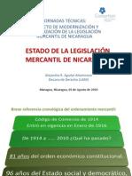 Diagnóstico de La Legislación Mercantil