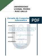 Diseño e implementacion de un data center