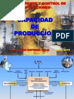 Clase 3 Pcp Capacidad Produccion 2015