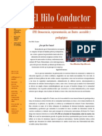 Periódico el Hilo Conductor