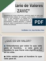 Presentación Zavic buap