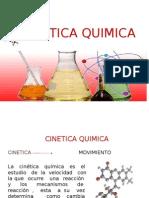 Cinetica Quimica Exp.