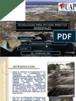 Tecnologias Para Mitigar Impactos Ambientales