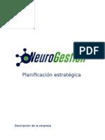 Planificación Estratégica NeuroGestión Ltda
