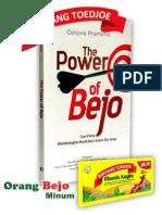 The Power of Bejo New Year Edition - Octavia Pramono.pdf