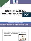 Régimen Laboral en Construcción Civil