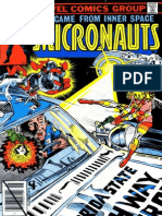 The Micronauts 6 Vol 1