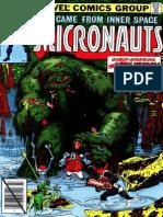 The Micronauts 7 Vol 1