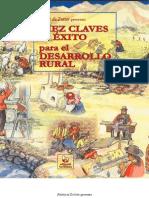 Diez Claves de Exito para el Desarrollo Rural - Pierre de Zutter