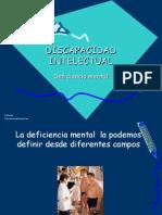 sintomas y crioterios diagnosticos discapacidad intelectual