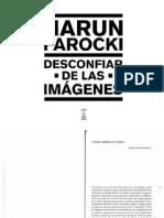 Desconfiar de Las Imagenes Harun Farocki Copia